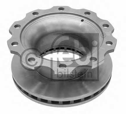 Тормозной диск FEBI BILSTEIN 22426 - изображение