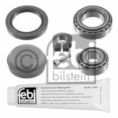 Комплект подшипника ступицы колеса FEBI BILSTEIN 22435 - изображение