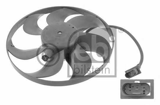 Вентилятор охлаждения двигателя FEBI BILSTEIN 22518 - изображение
