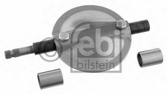 Выпускная заслонка, моторный тормоз FEBI BILSTEIN 22658 - изображение