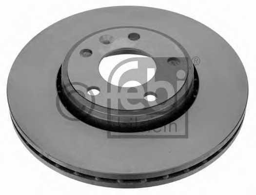 Тормозной диск FEBI BILSTEIN 22698 - изображение