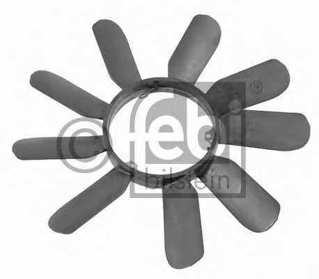 Крыльчатка вентилятора охлаждения двигателя FEBI BILSTEIN 22783 - изображение