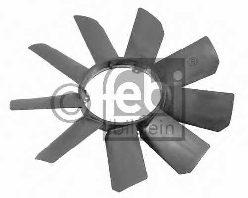 Крыльчатка вентилятора охлаждения двигателя FEBI BILSTEIN 22784 - изображение