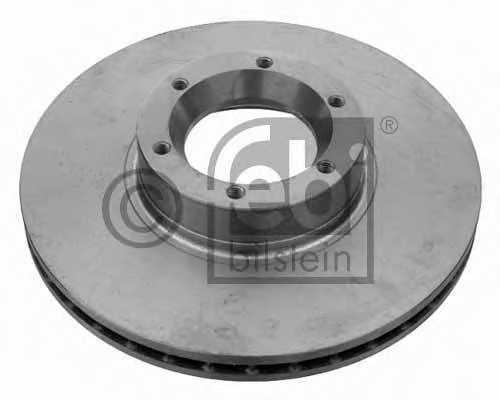 Тормозной диск FEBI BILSTEIN 22853 - изображение