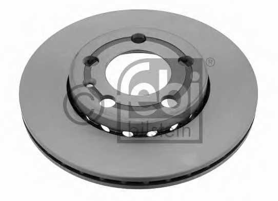 Тормозной диск FEBI BILSTEIN 22874 - изображение