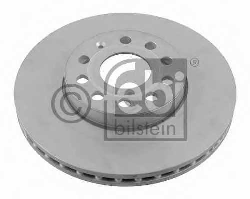 Тормозной диск FEBI BILSTEIN 22902 - изображение