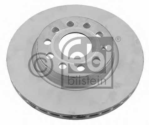 Тормозной диск FEBI BILSTEIN 22904 - изображение