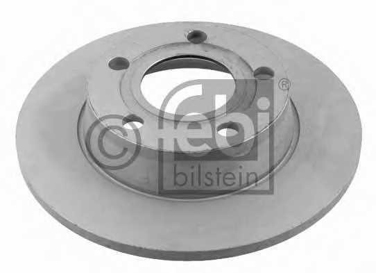 Тормозной диск FEBI BILSTEIN 22906 - изображение