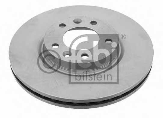Тормозной диск FEBI BILSTEIN 22921 - изображение