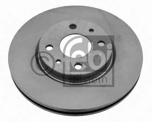 Тормозной диск FEBI BILSTEIN 22927 - изображение