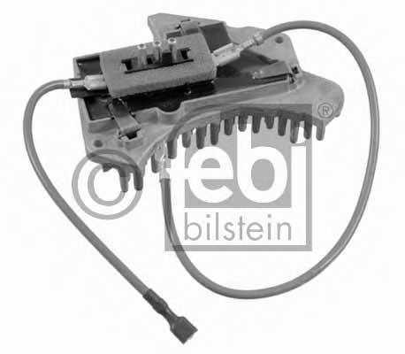 Блок управления, отопление / вентиляция FEBI BILSTEIN 22977 - изображение