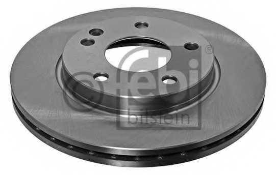 Тормозной диск FEBI BILSTEIN 22994 - изображение