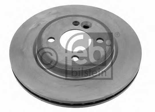 Тормозной диск FEBI BILSTEIN 23115 - изображение