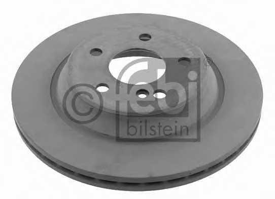 Тормозной диск FEBI BILSTEIN 23177 - изображение