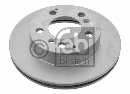 Тормозной диск FEBI BILSTEIN 23291 - изображение