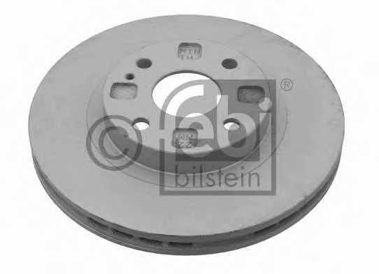 Тормозной диск FEBI BILSTEIN 23441 - изображение