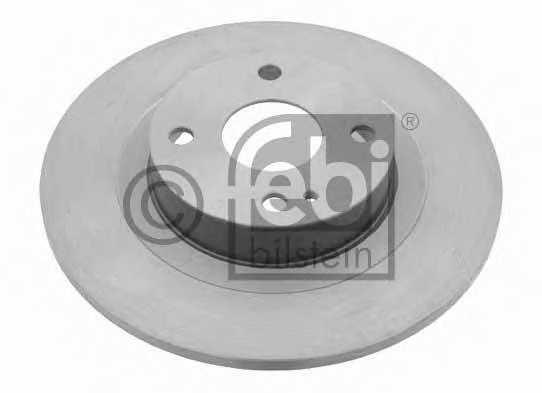 Тормозной диск FEBI BILSTEIN 23443 - изображение