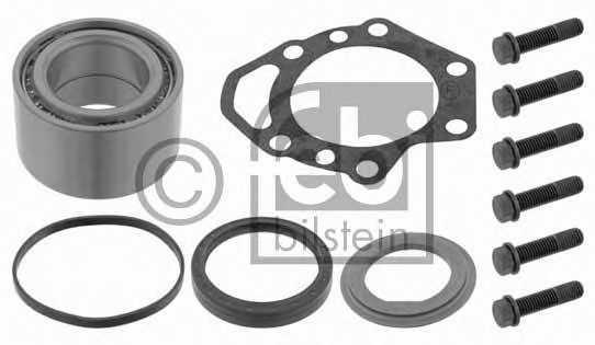 Комплект подшипника ступицы колеса FEBI BILSTEIN 23489 - изображение