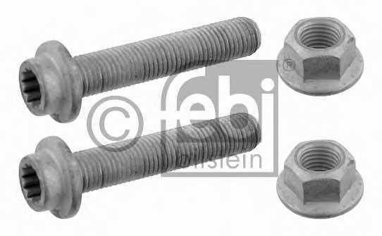 Монтажный комплект рычага независимой подвески колеса FEBI BILSTEIN 23505 - изображение