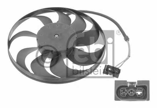Вентилятор охлаждения двигателя FEBI BILSTEIN 23532 - изображение