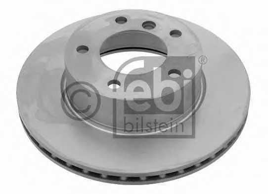 Тормозной диск FEBI BILSTEIN 23535 - изображение