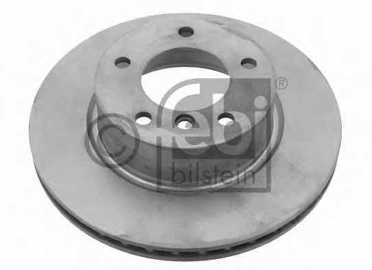 Тормозной диск FEBI BILSTEIN 23536 - изображение