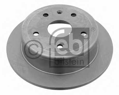 Тормозной диск FEBI BILSTEIN 23540 - изображение