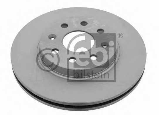 Тормозной диск FEBI BILSTEIN 23541 - изображение