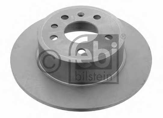 Тормозной диск FEBI BILSTEIN 23544 - изображение