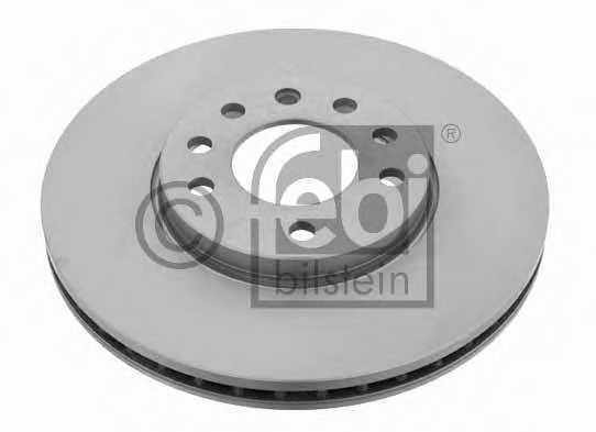 Тормозной диск FEBI BILSTEIN 23549 - изображение
