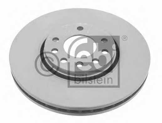 Тормозной диск FEBI BILSTEIN 23550 - изображение