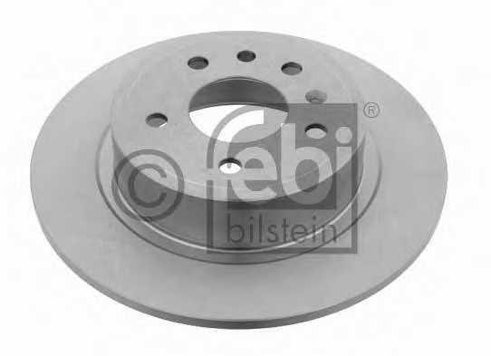 Тормозной диск FEBI BILSTEIN 23551 - изображение