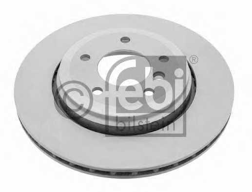 Тормозной диск FEBI BILSTEIN 23552 - изображение