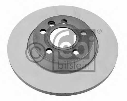 Тормозной диск FEBI BILSTEIN 23564 - изображение