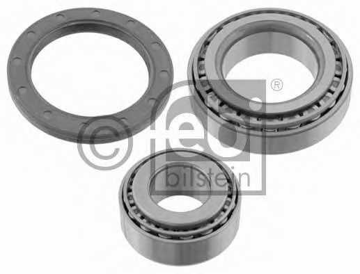 Комплект подшипника ступицы колеса FEBI BILSTEIN 23626 - изображение
