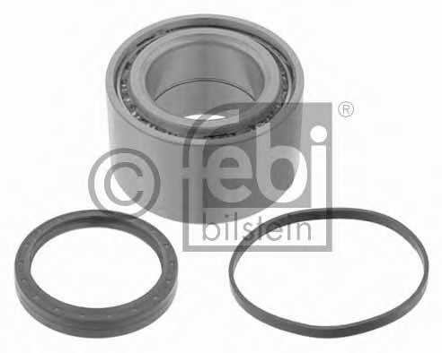 Комплект подшипника ступицы колеса FEBI BILSTEIN 23663 - изображение
