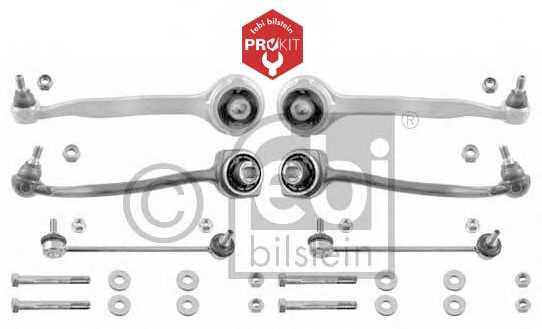 Ремкомплект поперечного рычага подвески FEBI BILSTEIN 23702 - изображение