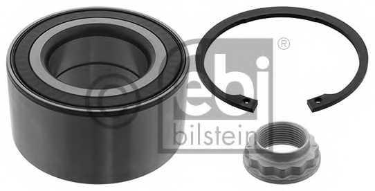 Комплект подшипника ступицы колеса FEBI BILSTEIN 23928 - изображение