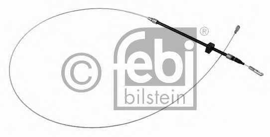 Трос стояночной тормозной системы FEBI BILSTEIN 23972 - изображение