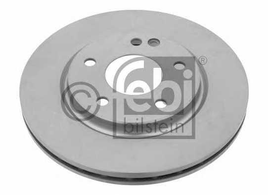 Тормозной диск FEBI BILSTEIN 23997 - изображение