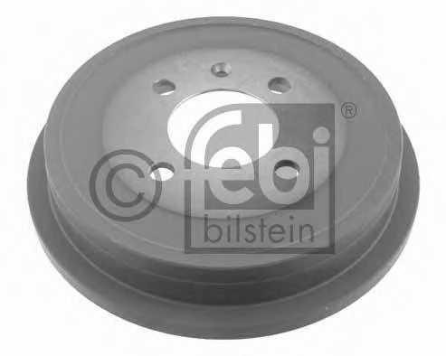 Тормозной барабан FEBI BILSTEIN 24032 - изображение