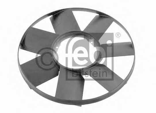 Крыльчатка вентилятора охлаждения двигателя FEBI BILSTEIN 24037 - изображение
