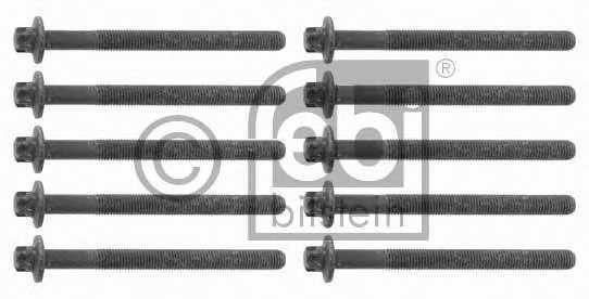 Комплект болтов головки цилидра FEBI BILSTEIN 24074 - изображение