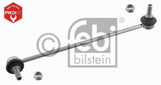 Тяга / стойка стабилизатора FEBI BILSTEIN 24122 - изображение