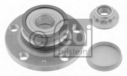 Комплект подшипника ступицы колеса FEBI BILSTEIN 24224 - изображение