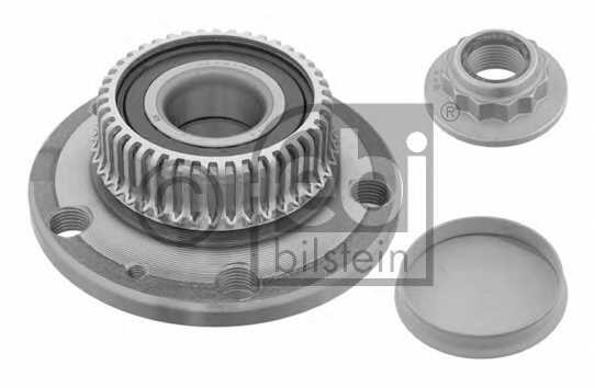 Комплект подшипника ступицы колеса FEBI BILSTEIN 24236 - изображение