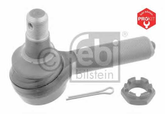 Угловой шарнир продольной рулевой тяги FEBI BILSTEIN 24264 - изображение