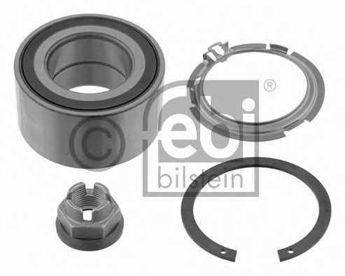 Комплект подшипника ступицы колеса FEBI BILSTEIN 24315 - изображение