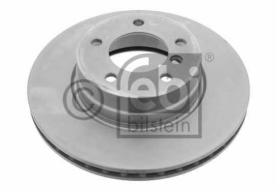 Тормозной диск FEBI BILSTEIN 24342 - изображение