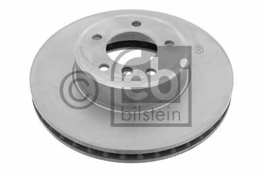 Тормозной диск FEBI BILSTEIN 24343 - изображение